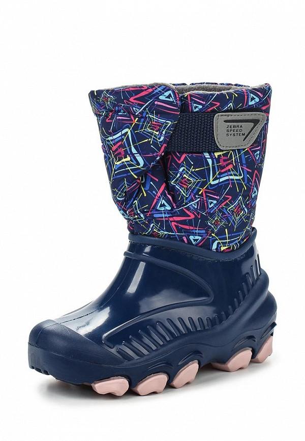 Резиновая обувь Зебра 11322-5