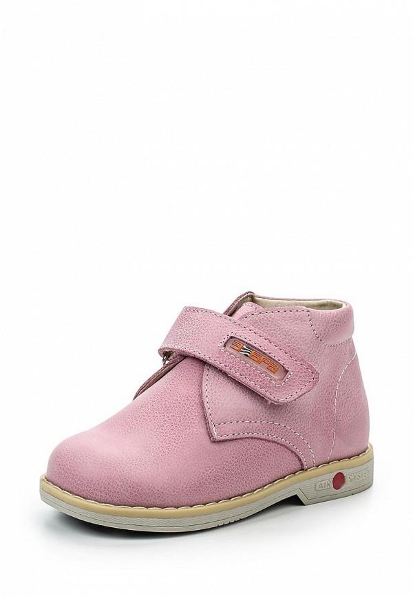 Ботинки для девочек Зебра 11523-9