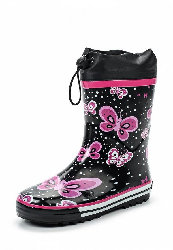 Резиновая обувь Зебра 11103-1