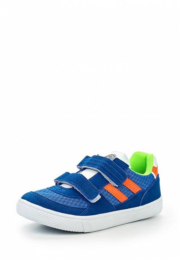 Кроссовки для мальчиков Зебра 10075-6
