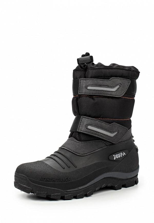 Резиновая обувь Зебра 11140-1