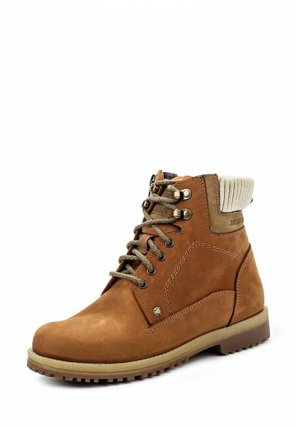 Ботинки для мальчиков Зебра 11364-17