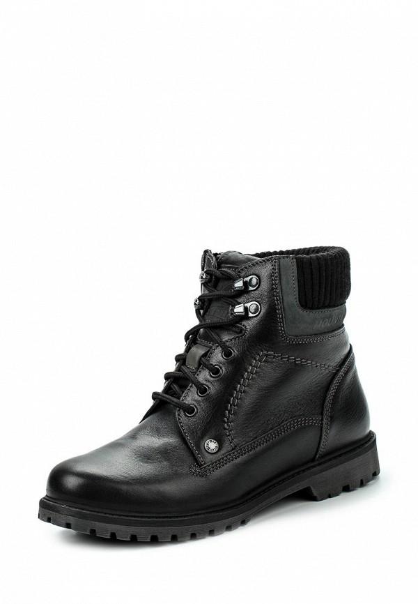 Ботинки для мальчиков Зебра 11366-1