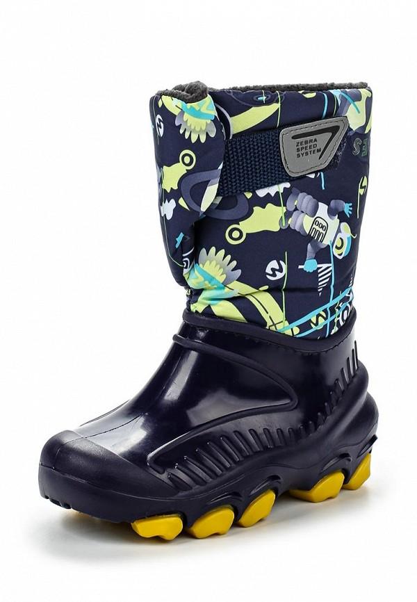 Резиновая обувь Зебра 11344-19