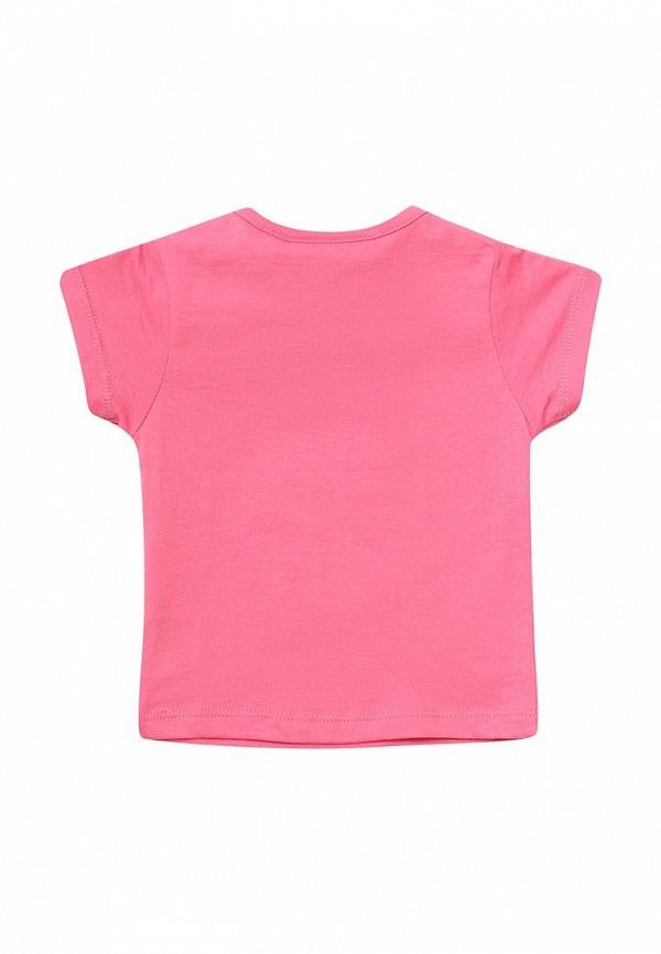 Фото 2 - Футболку Z Generation розового цвета