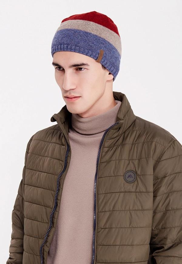 Фото 5 - мужскую шапку Ziener разноцветного цвета