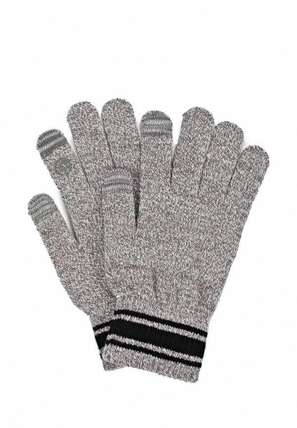 Перчатки Ziener SM 14-ACC 247. Цвет: серый