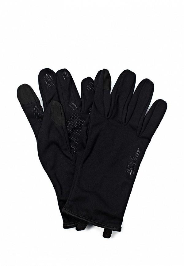Перчатки горнолыжные Ziener ZI003DUJU190. Цвет: черный