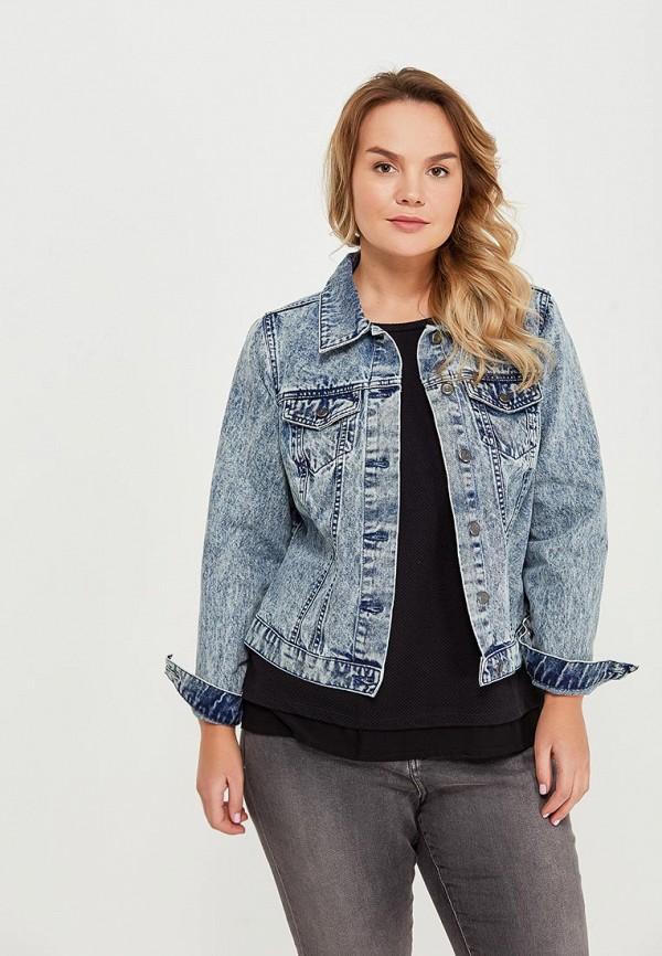 Куртка джинсовая Zizzi