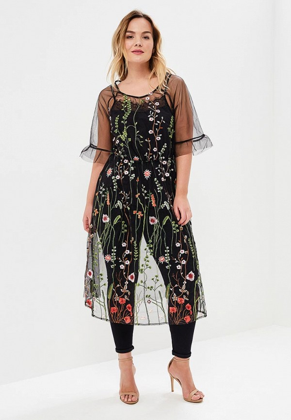 Платье Zizzi Zizzi ZI007EWAGXJ6 zizzi j99448a