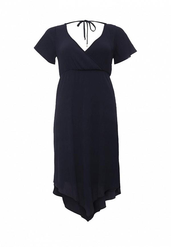 купить Платье Zizzi Zizzi ZI007EWSAH44 по цене 7030 рублей