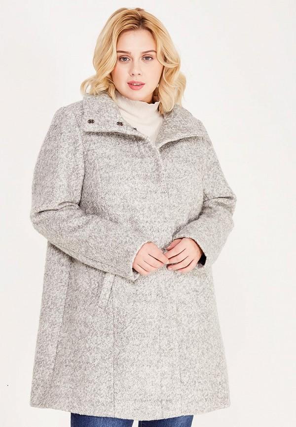 Пальто Zizzi Zizzi ZI007EWWCJ70 пальто из шерстяного драпа 70