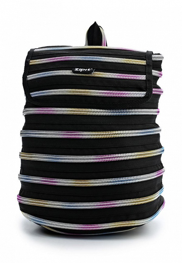 Рюкзак Zipit Zipit ZI009BKWXQ45 рюкзаки zipit рюкзак reflecto со встроенным светоотражающим отделением цвет серый