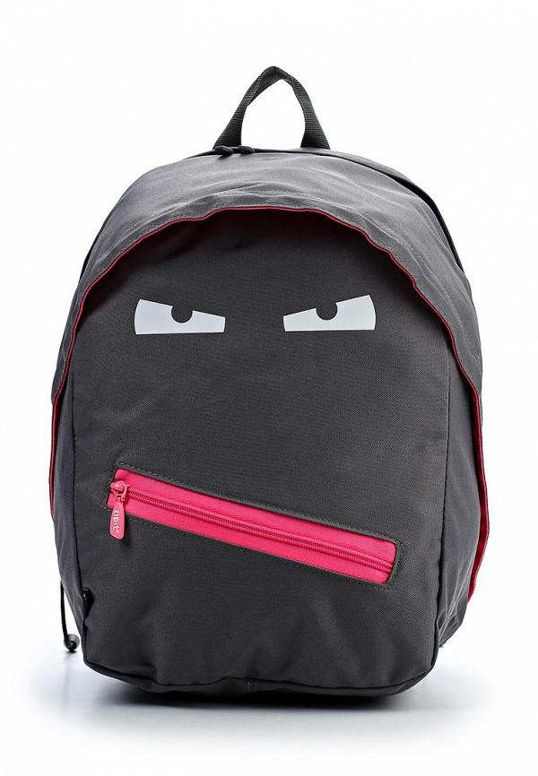 Рюкзак Zipit Zipit ZI009BKWXQ46 рюкзаки zipit рюкзак reflecto со встроенным светоотражающим отделением цвет серый