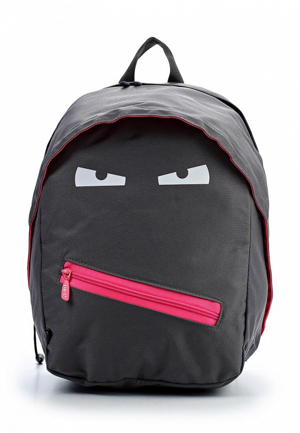 Рюкзак Zipit Zipit ZI009BKWXQ46 zipit пенал neon pouch цвет розовый