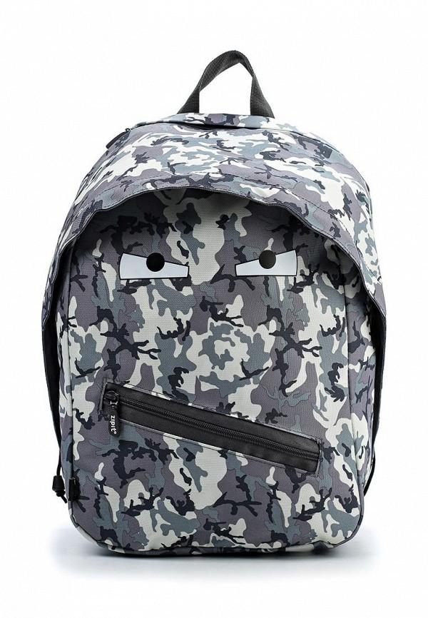 Рюкзак Zipit Zipit ZI009BKWXQ48 рюкзаки zipit рюкзак reflecto со встроенным светоотражающим отделением цвет серый