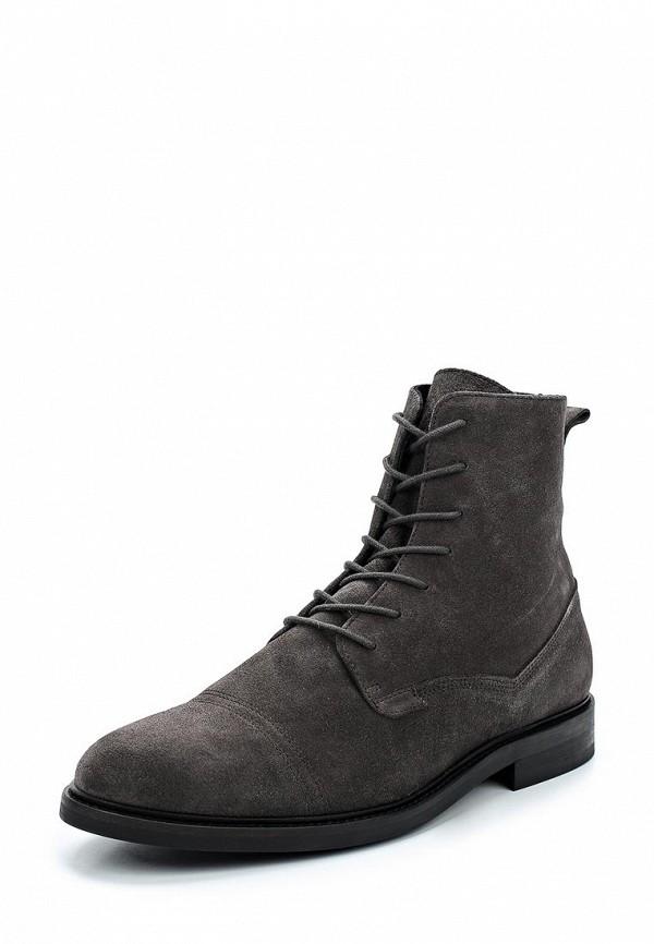 Ботинки Zign Zign ZI469AMWBL09 ботинки bekerandmiller bekerandmiller be054amvtn26