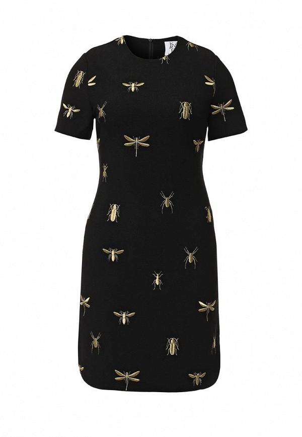 Платье-мини Zoe Karssen ZK-FW16-066