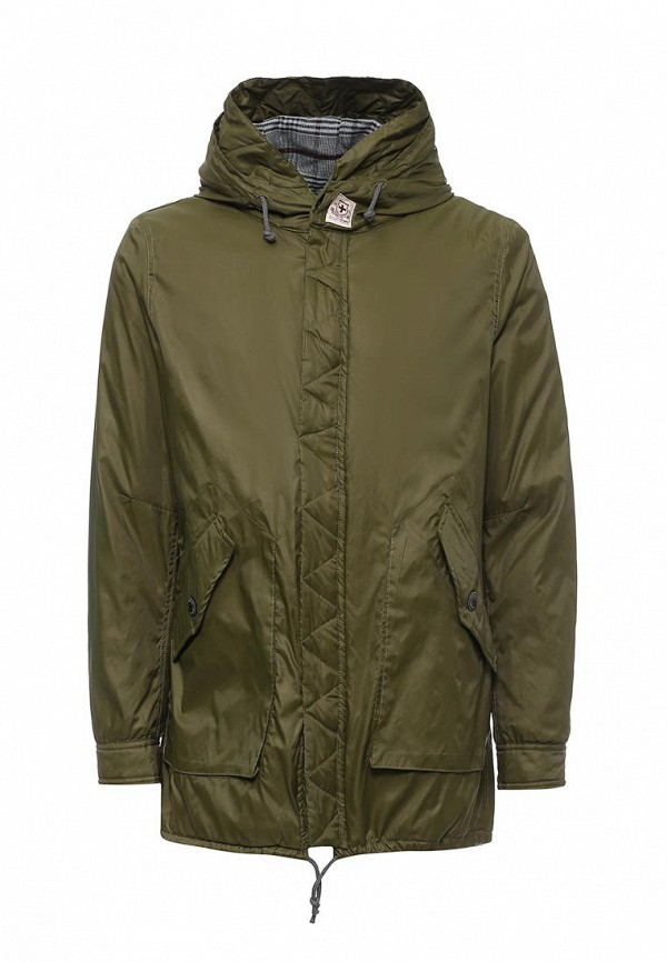 Утепленная куртка ZU ELEMENTS Z3505000906500