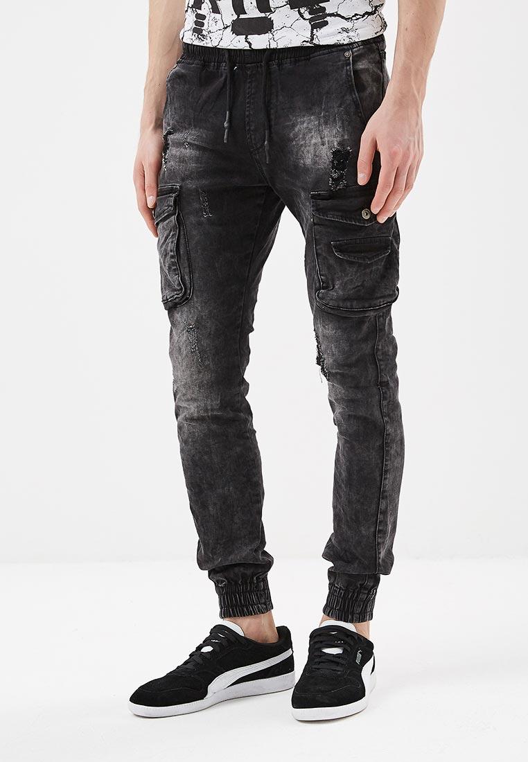 Зауженные джинсы Aarhon A38