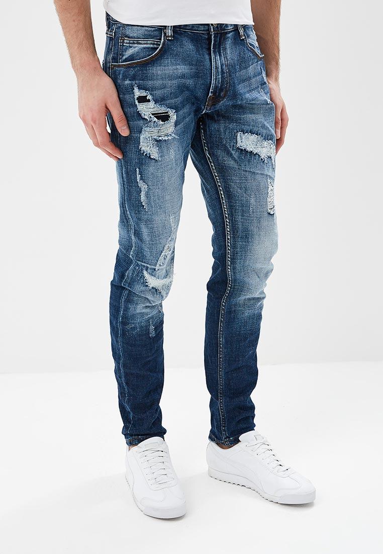 Зауженные джинсы Aarhon A61