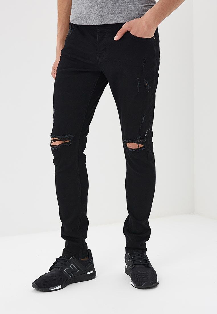 Зауженные джинсы Aarhon A75