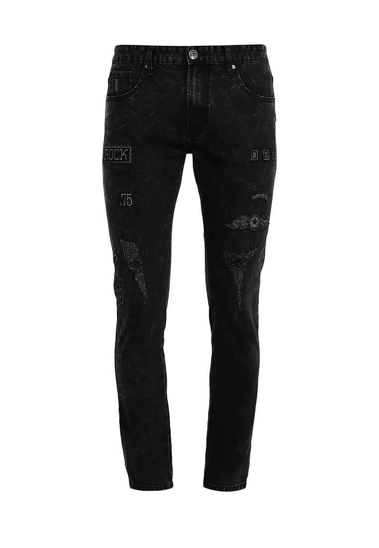 Зауженные джинсы Aarhon A15
