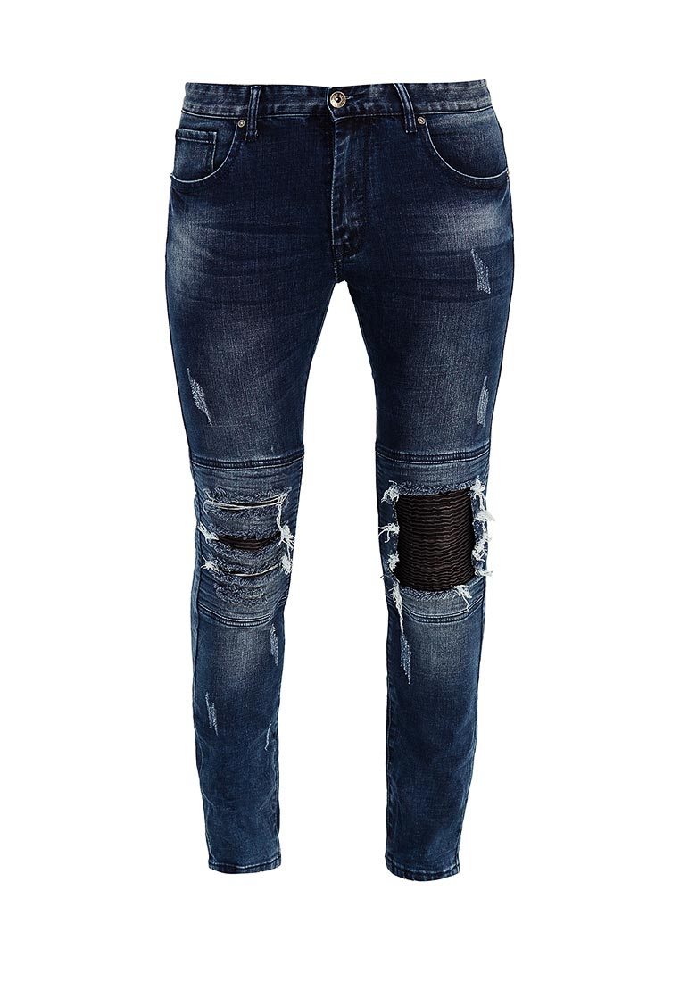 Зауженные джинсы Aarhon A19