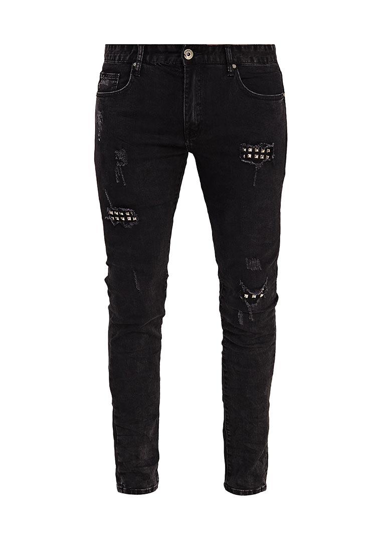 Зауженные джинсы Aarhon A52