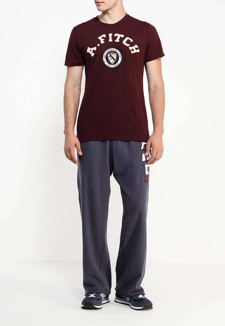 Мужские спортивные брюки Abercrombie & Fitch DXXB01B070006: изображение 6