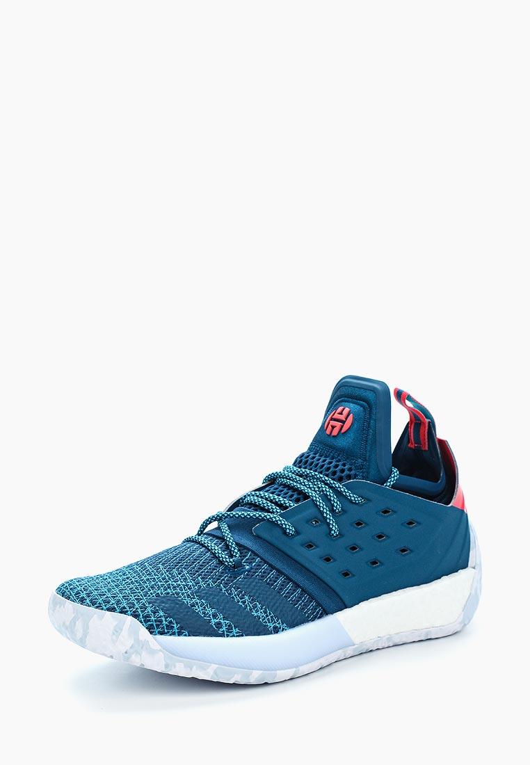 Мужские кроссовки Adidas (Адидас) AH2216