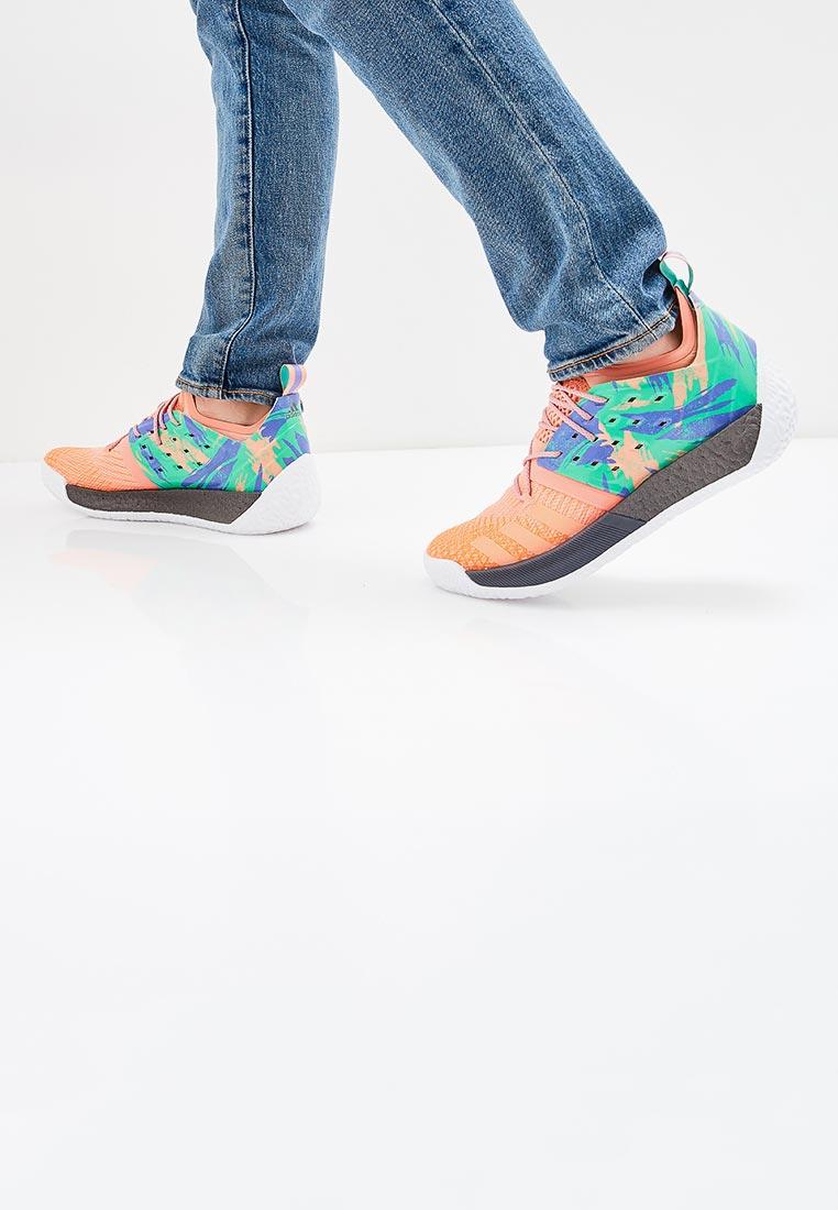 Мужские кроссовки Adidas (Адидас) AH2219: изображение 5