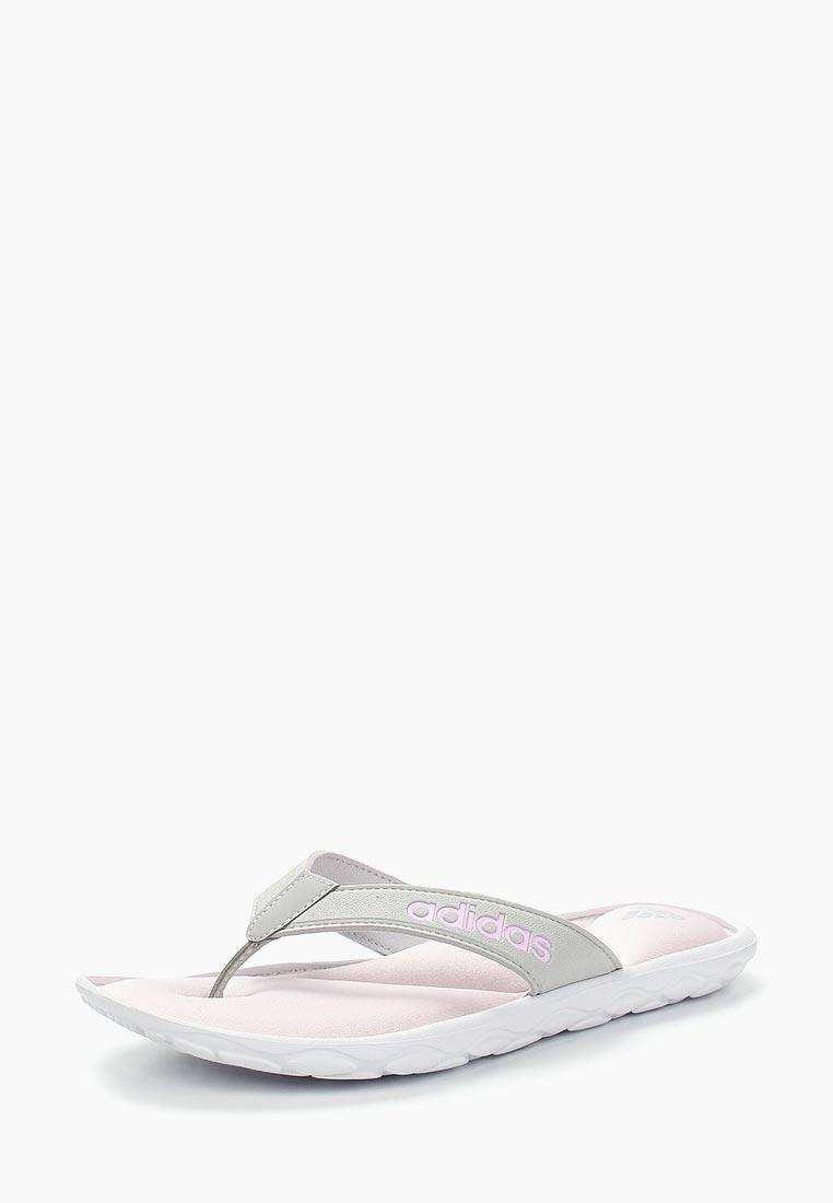 Женские сланцы Adidas (Адидас) DA9784