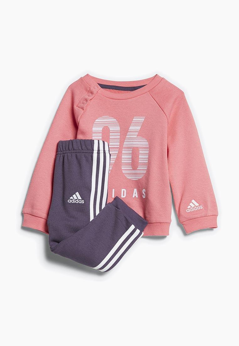 7a1222a54bbe Спортивный костюм для девочек Adidas (Адидас) CW3831 купить за 2990 руб.