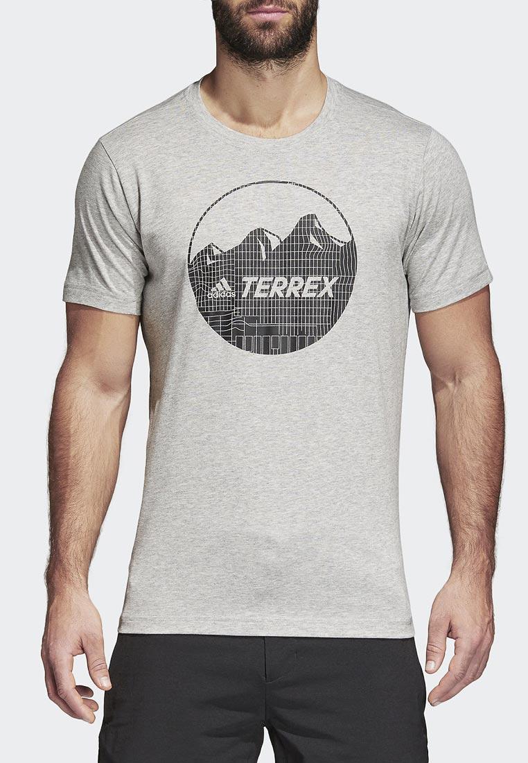 Спортивная футболка Adidas (Адидас) CV6160