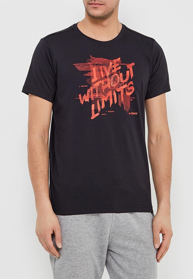 Спортивная футболка Adidas (Адидас) CV6161