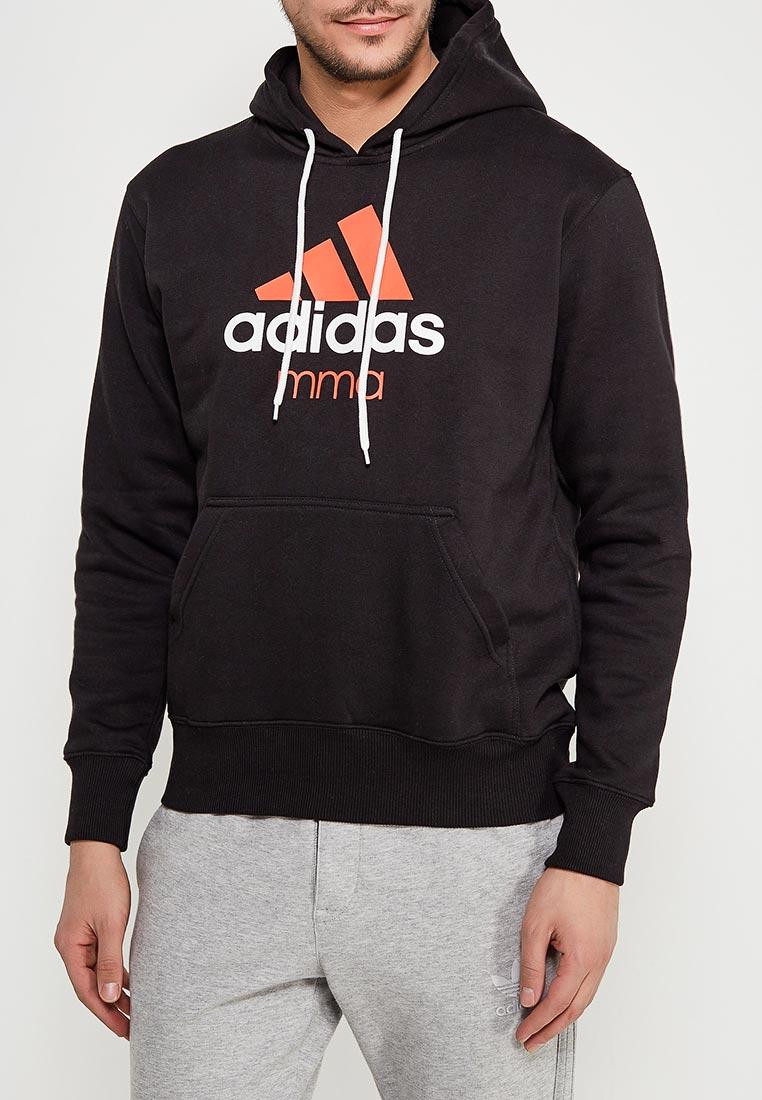 Мужские худи Adidas Combat (Адидас Комбат) adiCHMMA