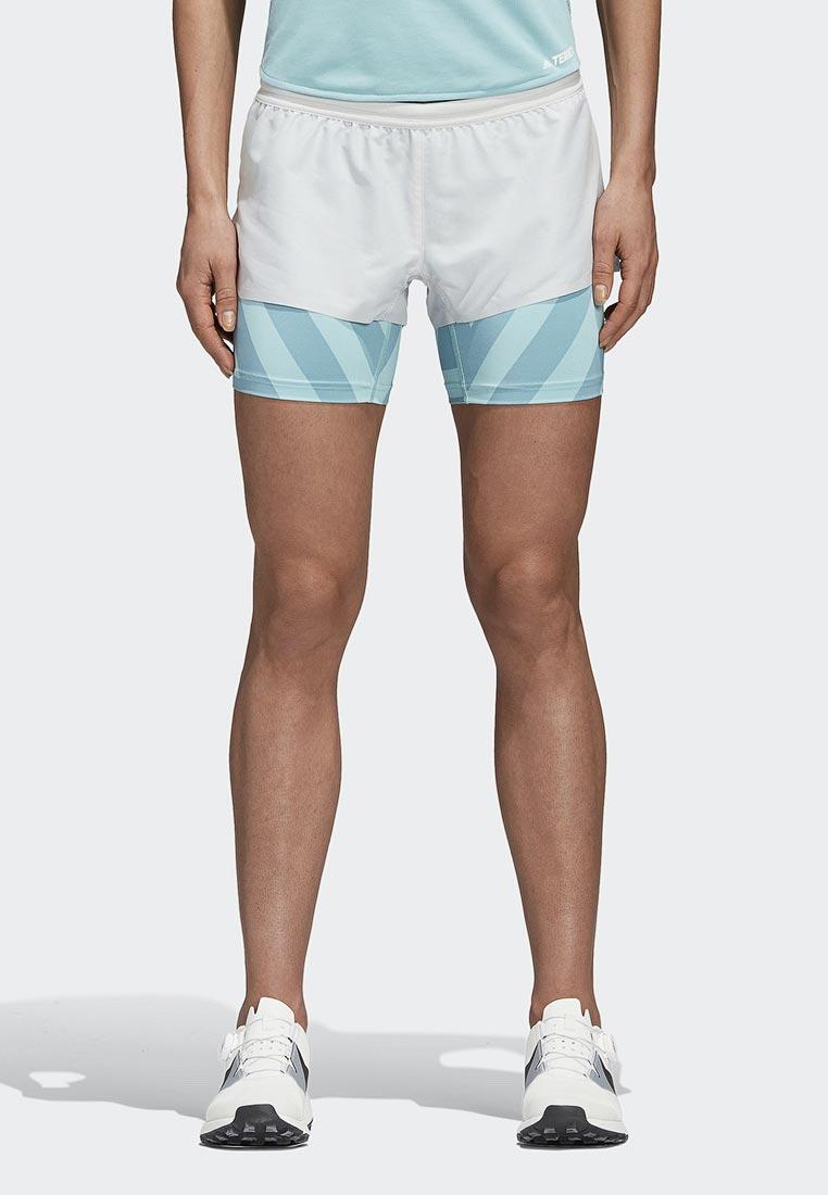 Женские спортивные шорты Adidas (Адидас) CG2453