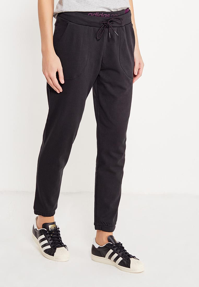 Женские брюки Adidas Neo (Адидас Нео) BR1495