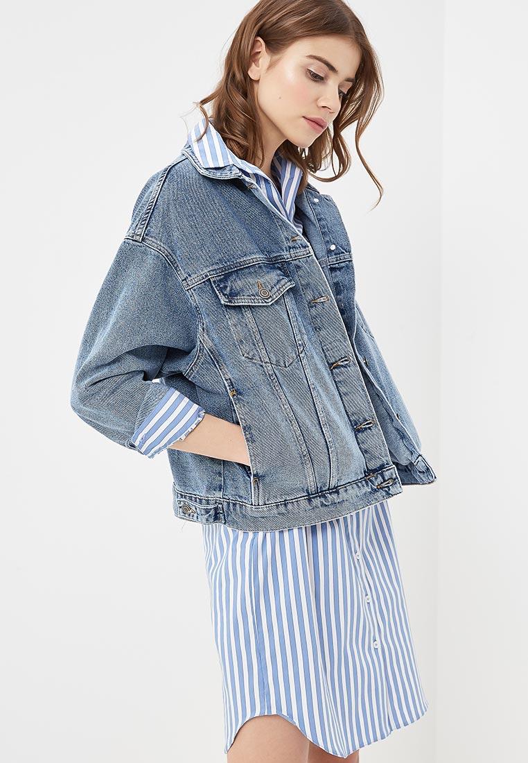 Джинсовая куртка adL 11934089000