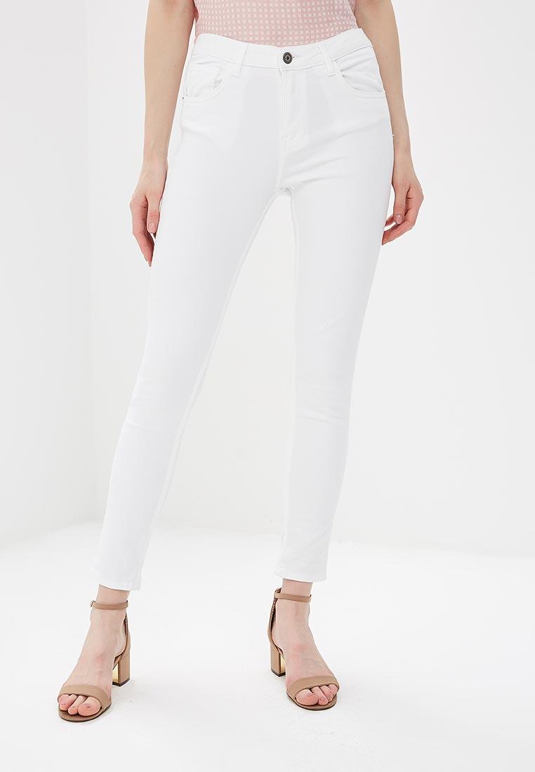 Зауженные джинсы adL 15334724000