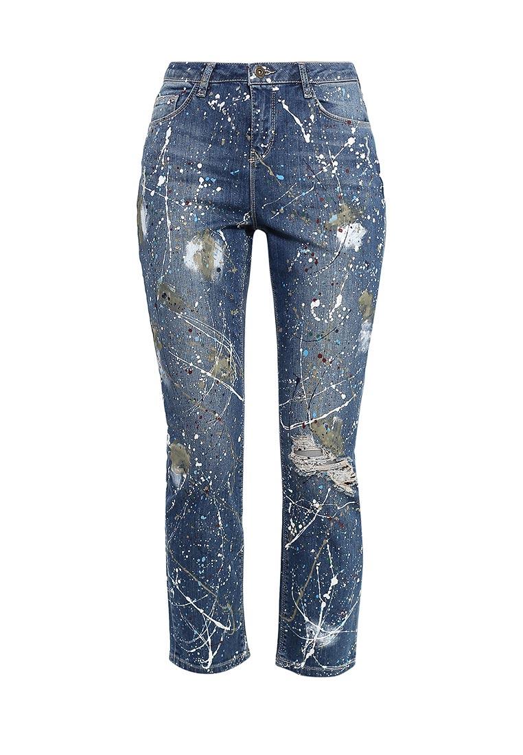 Прямые джинсы adL 15330845000