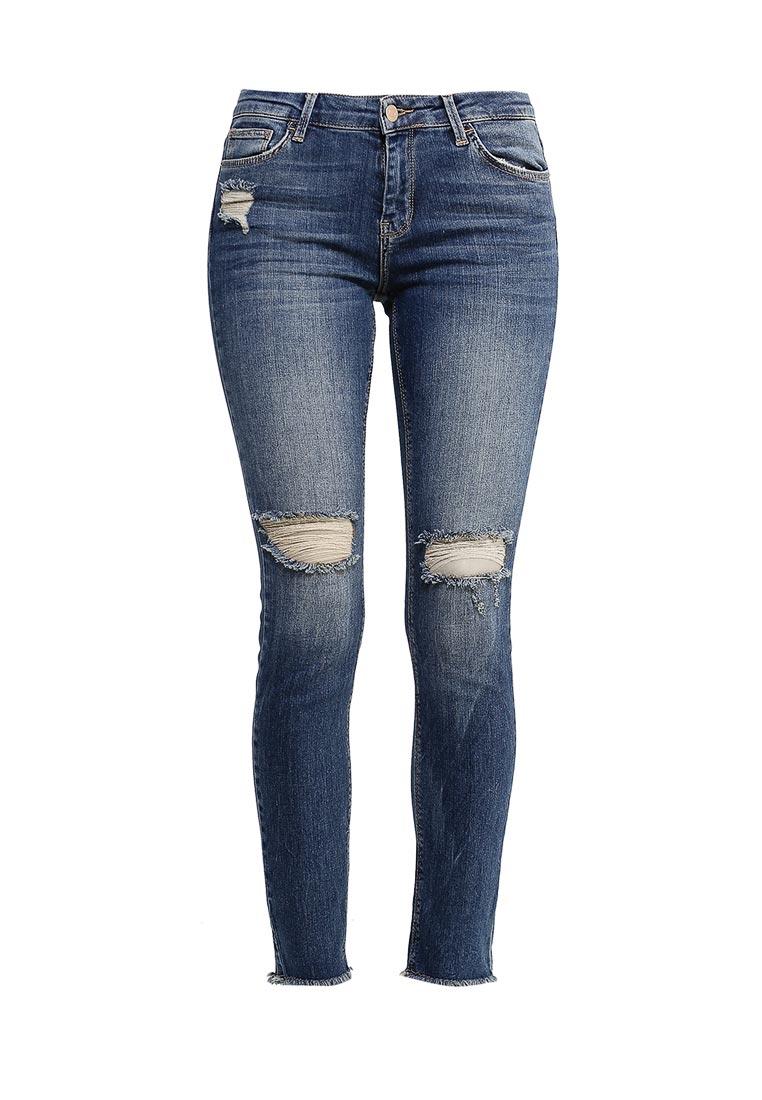 Зауженные джинсы adL 15330979000