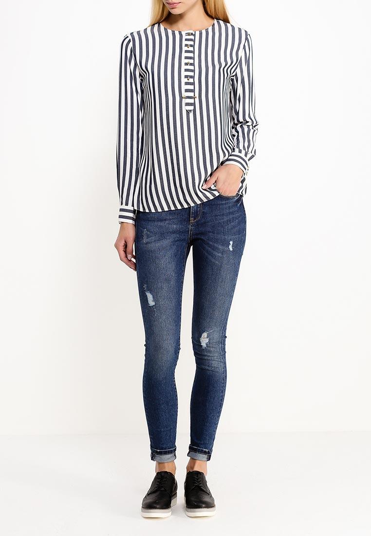 Зауженные джинсы adL 153W8043000: изображение 2