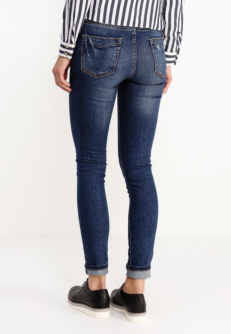 Зауженные джинсы adL 153W8043000: изображение 3