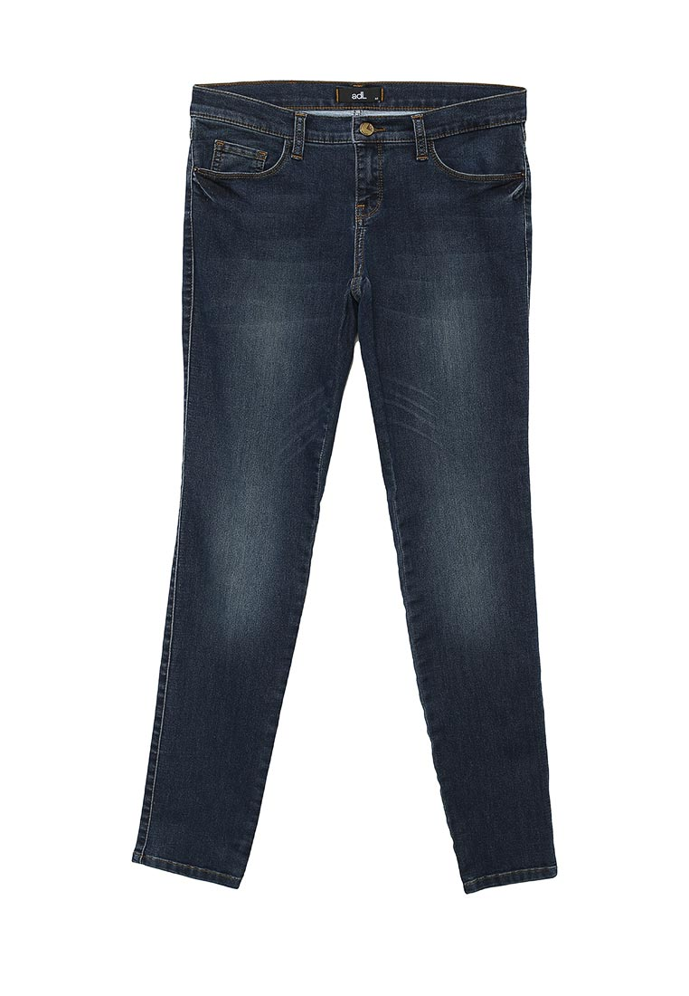 Зауженные джинсы adL 15316426147