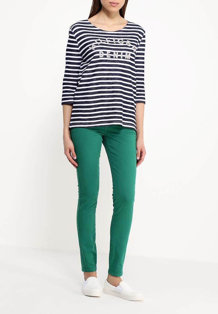 Зауженные джинсы adL 153w1129068: изображение 5