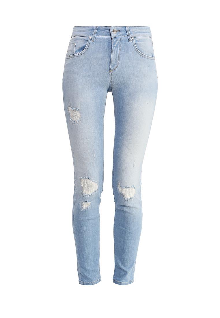 Зауженные джинсы adL 15328316000