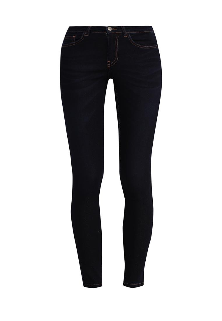 Зауженные джинсы adL 153W9534000