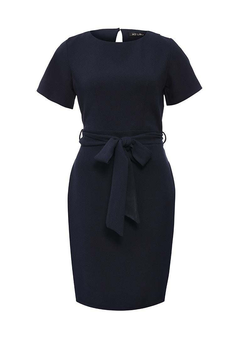 Повседневное платье Ad Lib (Ад Либ) GCD 1875: изображение 1